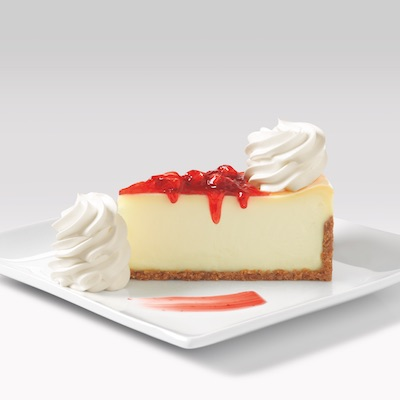 Nura vertreibt exklusiv US-Cheesecake