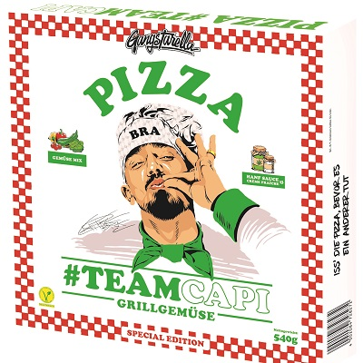 Freiberger: Pizza meets Gangsta Rap