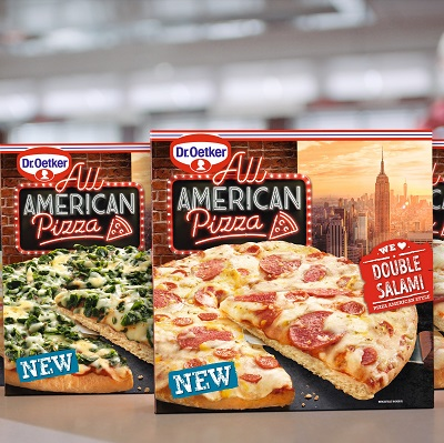 Dr. Oetker: Think big!